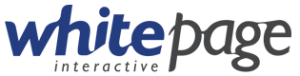 White Page Creation Logo